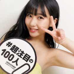 HKT48田中美久『AKB48総選挙公式ガイドブック2018』(5月16日発売/講談社)公式ツイッターより