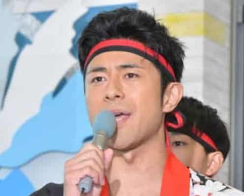 フジ・榎並大二郎アナ、育休初日の奮闘報告に「パパさん頑張って」とはげましの声