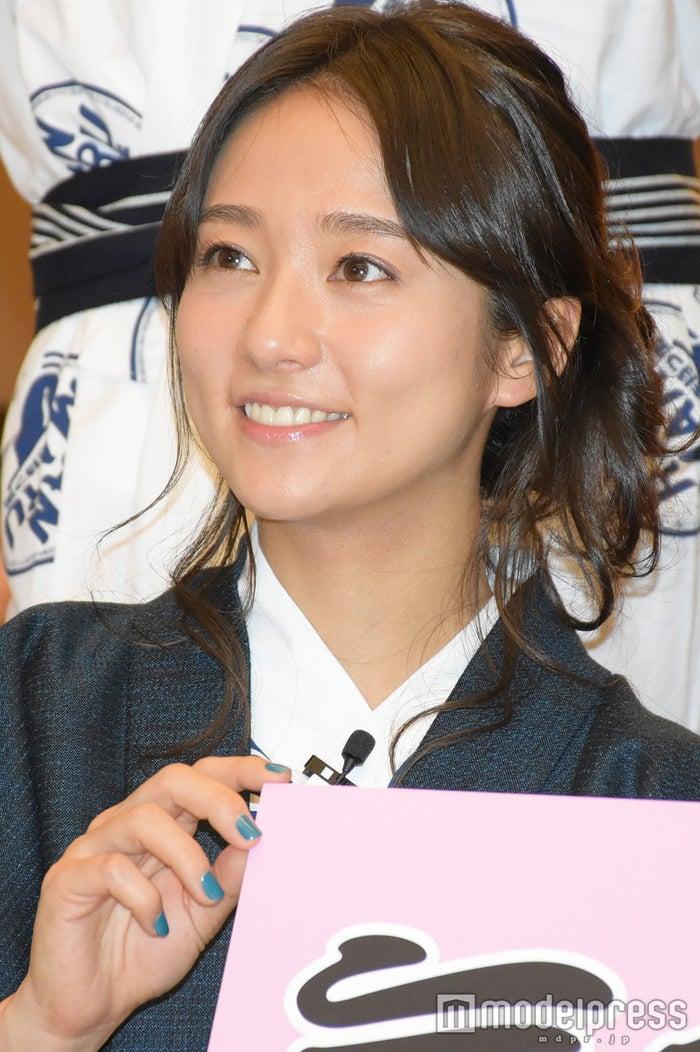 新婚の木村文乃、イベント登場 料理上手の本領発揮 (C)モデルプレス