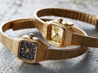 華奢見えが叶う!オトナ女子のおしゃれを格上げするおすすめ「腕時計」6選