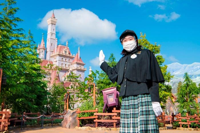 ガイドツアー「ディスカバー・ザ・マジック」※写真はイメージ(C)Disney