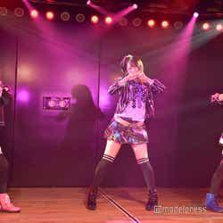 安田叶、小嶋真子、横山結衣/ AKB48込山チームK「RESET」公演(C)モデルプレス