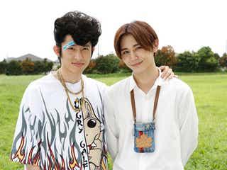 Hey! Say! JUMP山田涼介&V6三宅健、ついに衝撃の初対面<セミオトコ>