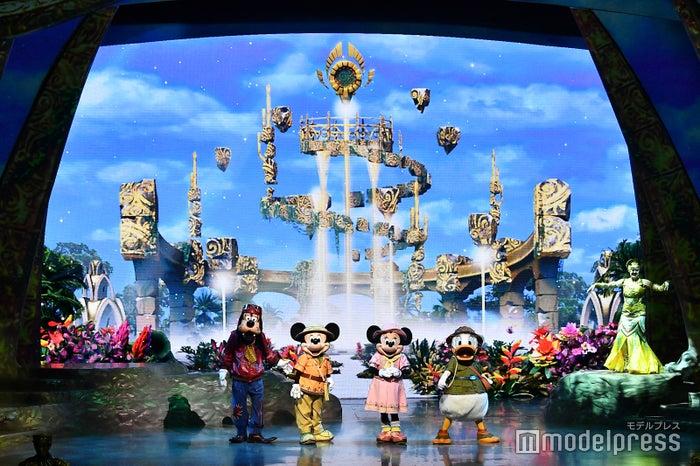 「ソング・オブ・ミラージュ」(C)モデルプレス(C)Disney