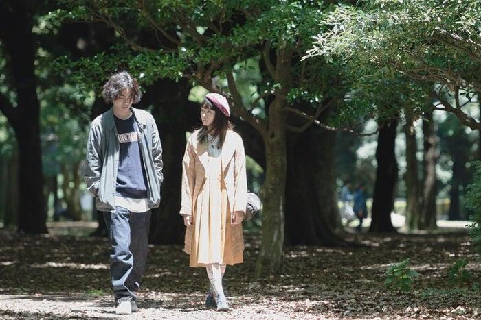 菅田将暉、忽那汐里(C)2017「キセキ -あの日のソビト-」製作委員会