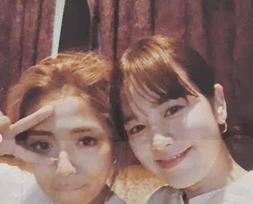 今井華、筧美和子は「芯ついてる穏やか天使」 懐かしの「テラハ」コンビにファン歓喜