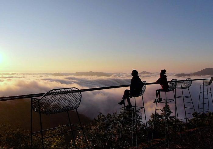 Cloud Bar/画像提供:星野リゾート