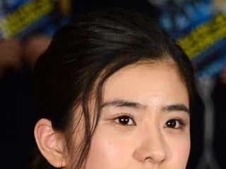 2015年注目の女優・黒島結菜、苦手克服を宣言