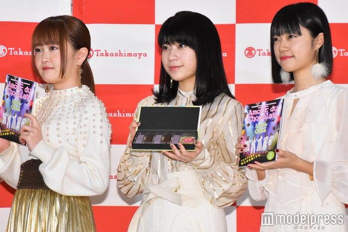 芹奈、manaka、アサヒ (C)モデルプレス