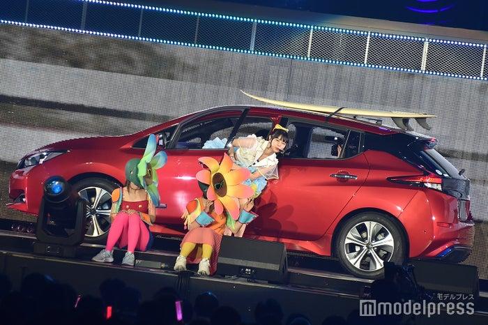 本間日陽「AKB48グループ感謝祭~ランクインコンサート~」 (C)モデルプレス