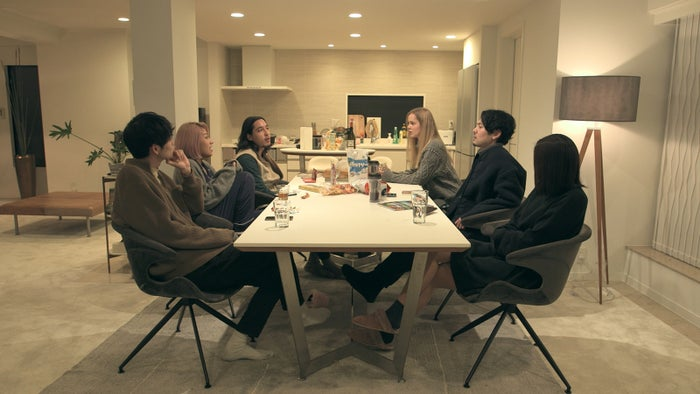 「TERRACE HOUSE TOKYO 2019-2020」36th WEEK(C)フジテレビ/イースト・エンタテインメント