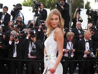 カンヌ国際映画祭に元VSエンジェルの人気モデルが登場
