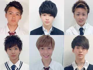 <投票結果>日本一のイケメン高校一年生「高一ミスターコン2018」ファイナリスト10人を発表