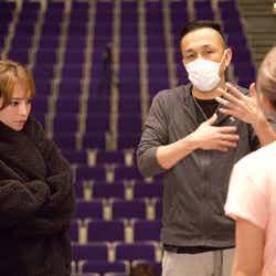 12月21日フライングリハーサル(画像提供:avex)