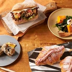 スタバのベーカリー「プリンチ」秋デザートやパン続々、栗のコルネッティやタルトなど