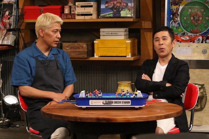 田村亮、岡村隆史 (画像提供:関西テレビ)