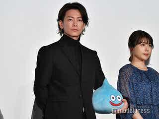佐藤健、スラりんとの別れ惜しむ「寂しい」 映画「ドラクエ」初日迎え心境