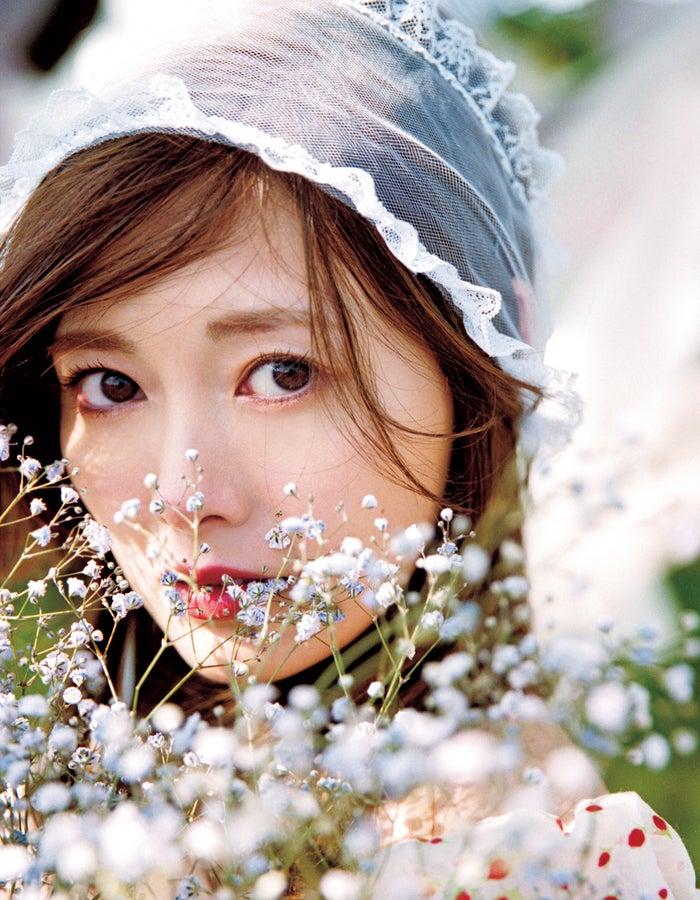白石麻衣(写真提供:徳間書店)