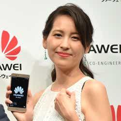 乳がんを公表した小林麻央についてコメントした青木裕子(C)モデルプレス