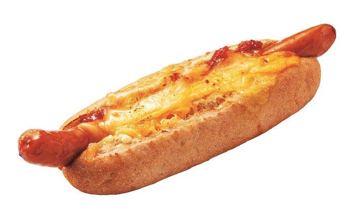 ダブルチーズドッグ/画像提供:ダスキン