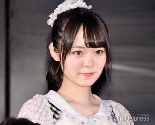 AKB48西川怜、新型コロナ感染 嗅覚と味覚に違和感