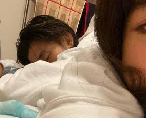 才賀紀左衛門、彼女の背中の上でうたた寝「安心したのかついつい」