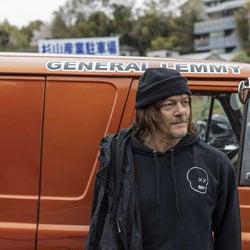 『ウォーキング・デッド』ノーマン・リーダスが撮影で恐怖体験