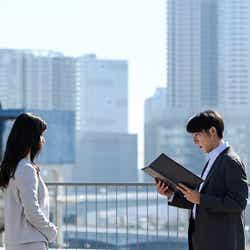 中村ゆり、高橋一生「天国と地獄 ~サイコな2人~」第8話より(C)TBS