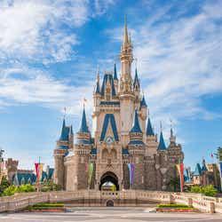 シンデレラ城(C)Disney