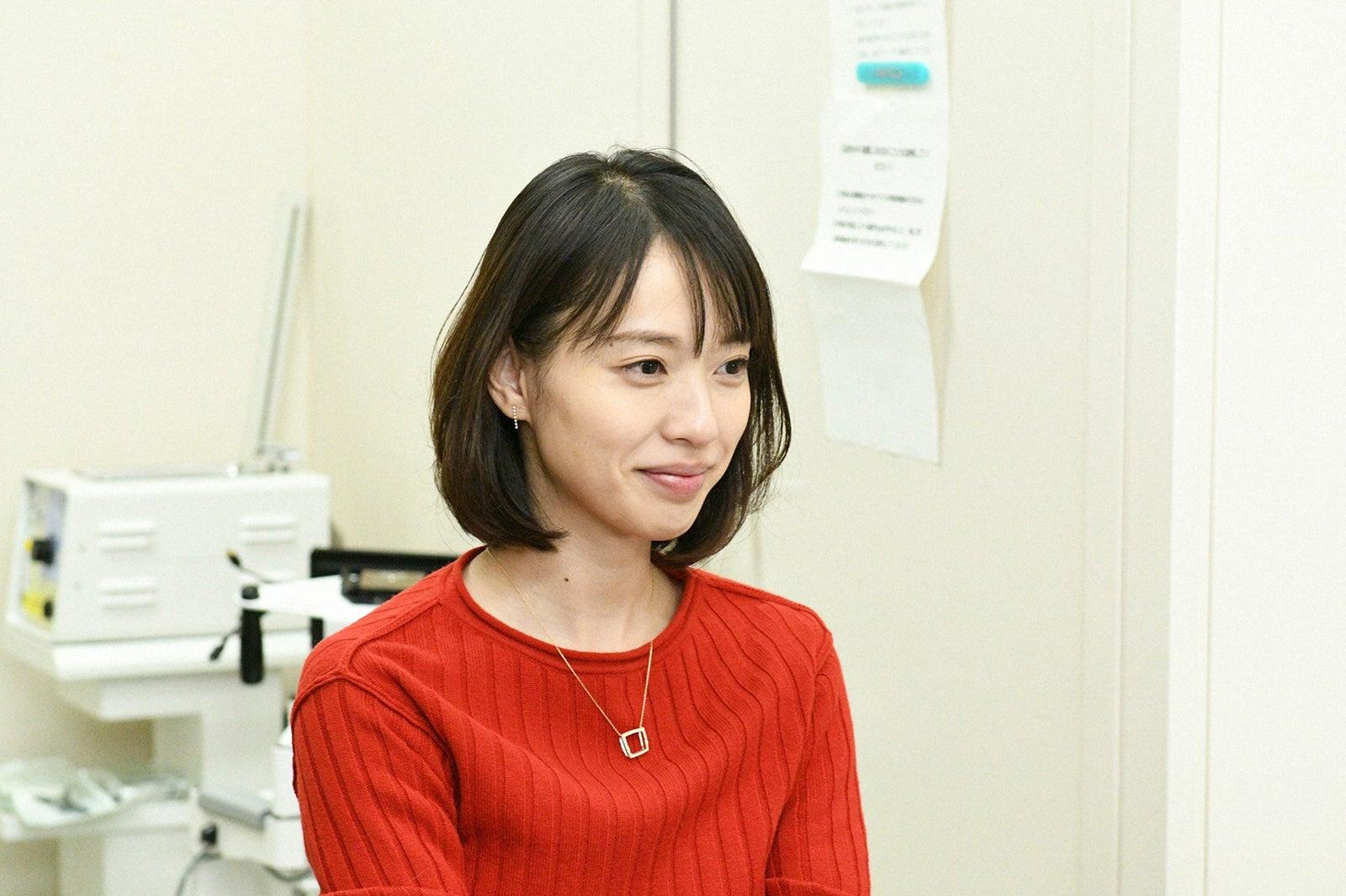 戸田恵梨香/「大恋愛~僕を忘れる君と」第9話