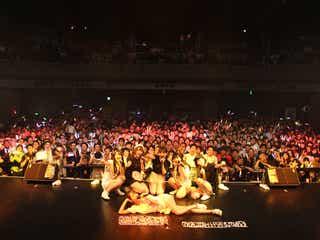 夢アド、全国ツアーFINALで涙の決意「夢は武道館」<SEVEN STARライブレポ>
