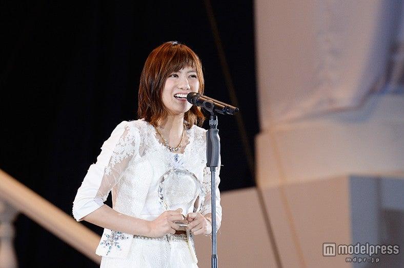 宮澤佐江、順位発表<第7回AKB48選抜総選挙>(C)AKS【モデルプレス】