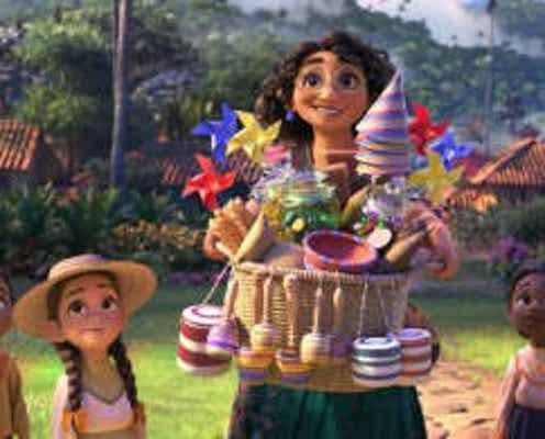 ディズニー新作アニメ『ミラベルと魔法だらけの家』新場面写真が公開