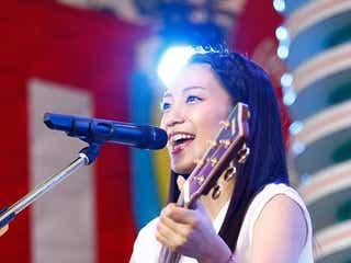 miwa「めざましライブ」サプライズ演出に会場熱狂 初披露楽曲も<セットリスト>