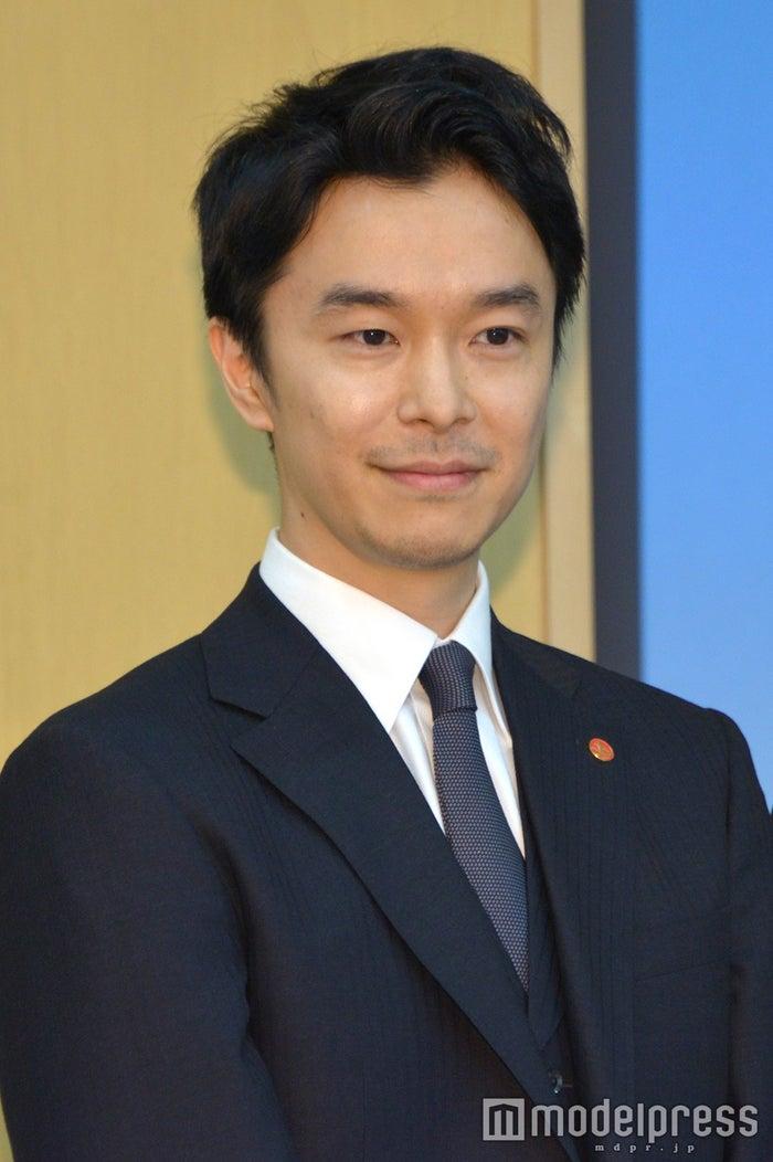 長谷川博己 (C)モデルプレス