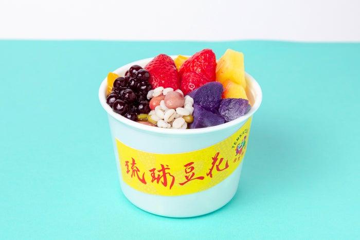 琉球豆花750円(提供画像)