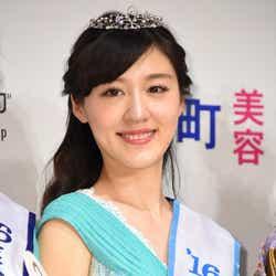 ミス日本「水の天使」須藤櫻子さん(C)モデルプレス