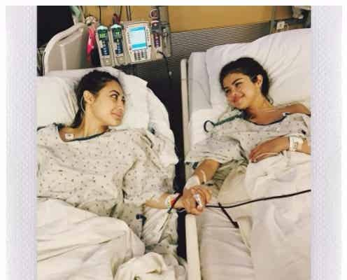 腎臓移植のセレーナ・ゴメス、母親が思い綴る