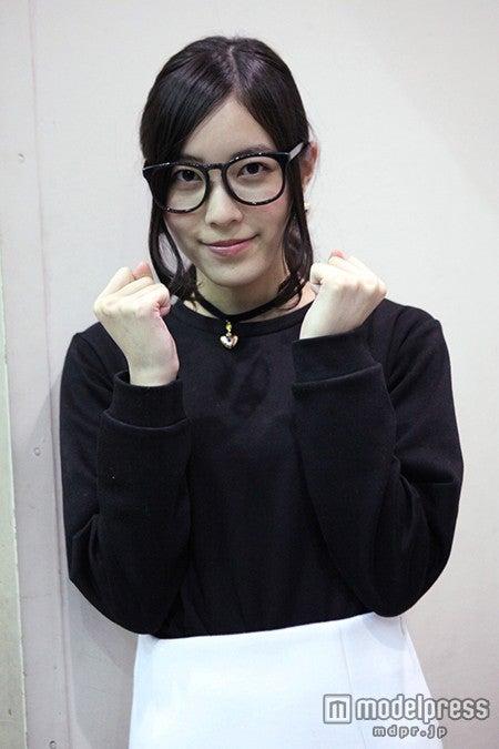17枚目シングルでセンターを務める松井珠理奈【モデルプレス】