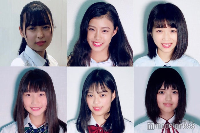「JCミスコン2018」中国・四国エリア候補者(写真は候補者の一部)