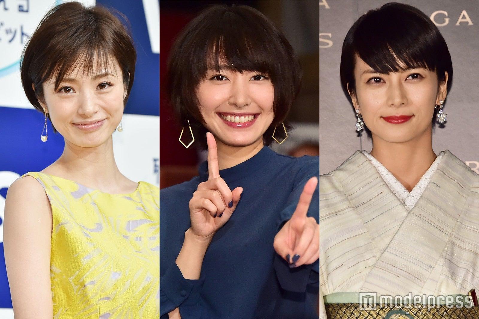 柴咲コウ・上戸彩・新垣結衣\u2026ショート美女のロングヘア時代