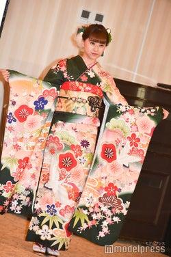 大久保美織/AKB48グループ成人式記念撮影会 (C)モデルプレス