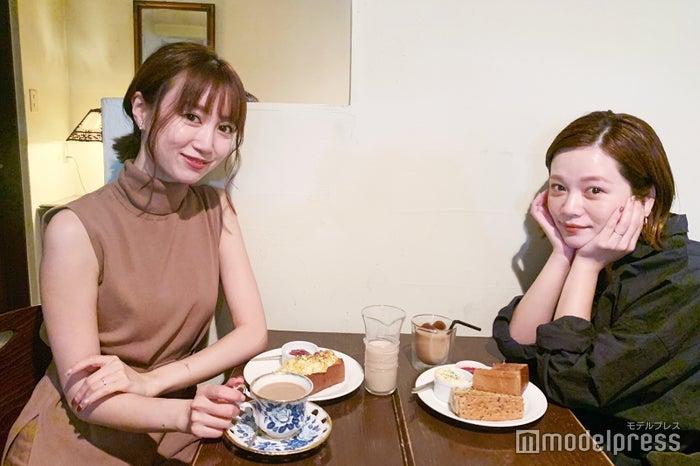 「カフェ ド サラ」の店内 (C)モデルプレス