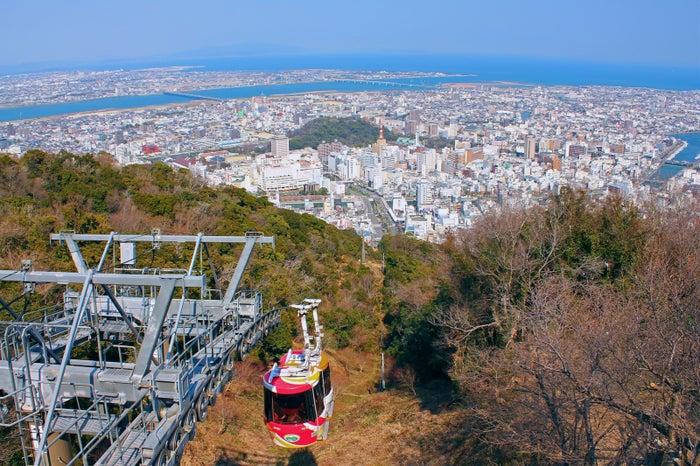 天気の良い日には淡路島、紀伊半島までもが一望できます/提供写真