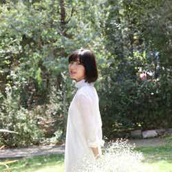 白石聖(C)UTB:h vol.3/撮影:西田幸樹