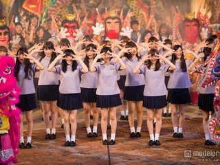 """NMB48、台湾で素顔を解放  """"顔面蒼白""""の表情も"""