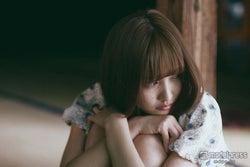 佐野ひなこが涙…切ない失恋物語