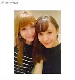 藤井リナ&トリンドル玲奈、2ショットが「姉妹みたい」「美女すぎる」と話題