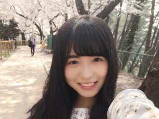 """欅坂46長濱ねる、今度は""""お花見デート""""に反響「運営が有能すぎ」「感謝しかない」の声"""