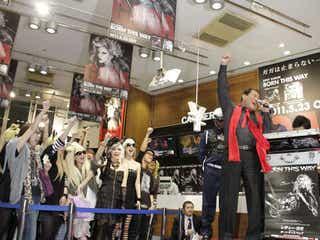 レディー・ガガ、新アルバムついに解禁 発売イベントにアントニオ猪木来場
